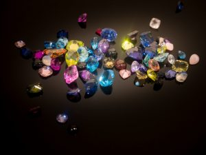 Health benefits of natural gemstones