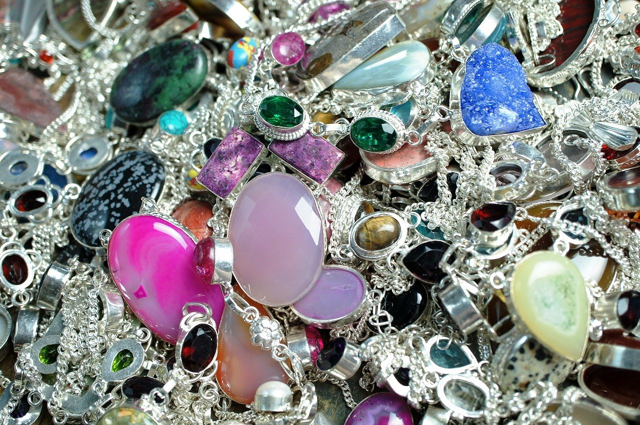 What are the various types of gemstones and their benefits?